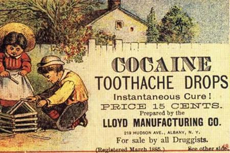 cocaine ad
